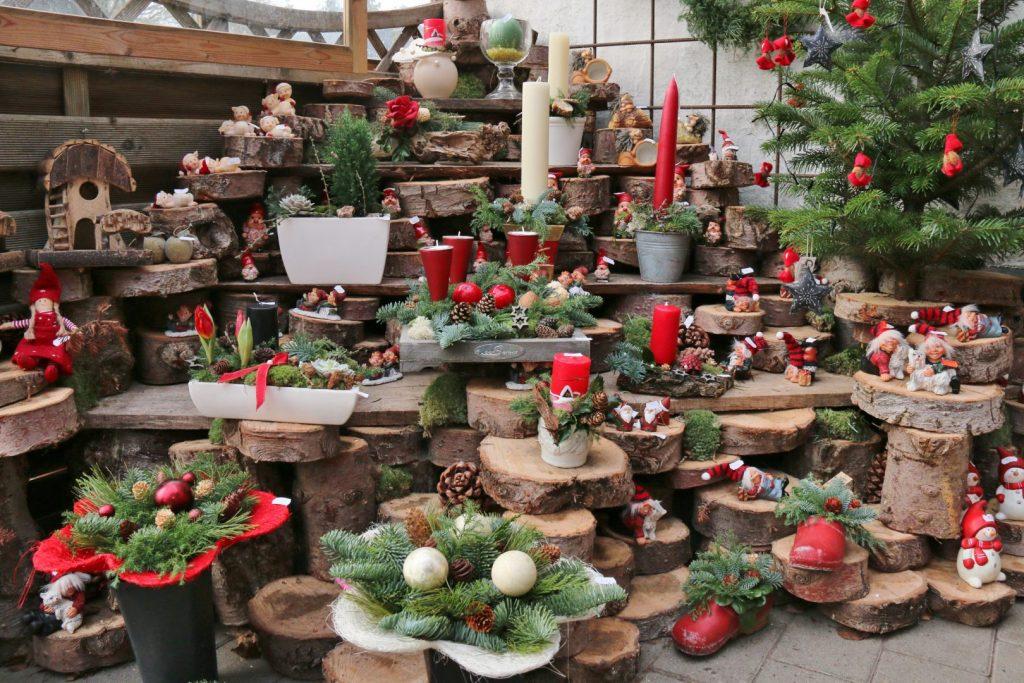 skovdal jule dekorationer