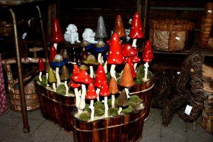 Skovdal keramik svampe